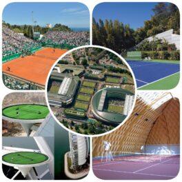 ساخت زمین تنیس | قیمت زمین تنیس |09128983902| احداث زمین تنیس | باز سازی زمین تنیس